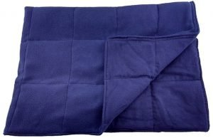 Navy Weighted Blankets