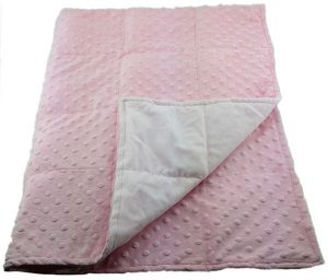 Shop Pink Weighted Blankets